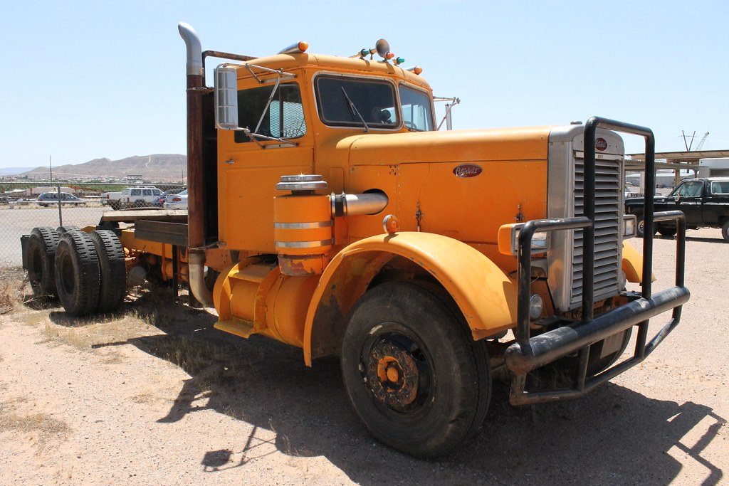The world 39 s best photos of 281 and 351 flickr hive mind - Pictures of old peterbilt trucks ...