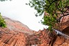 20150523 Emerald Pools (Zion)-7 (Tony Castle) Tags: park nature forest utah us waterfall unitedstates hurricane national pools zion znp emeral