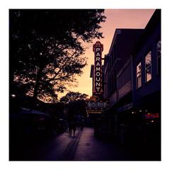 Paramount Theater (jadamsowers.net) Tags: c41 charlottesville ektar100 mamiya6 paramount va kodak ektar kodakektar100