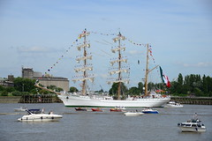 Tall Ships Race Cuauhtemoc DST_5365 (larry_antwerp) Tags: cuauhtemoc sailing zeilschip antwerp antwerpen       port        belgium belgi          schip ship vessel        schelde        tallshipsrace 2016