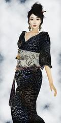 oei3 (fawn(ayame ame)) Tags: kimono  japan okinawa event oei asagao tomoto japonica kokorotayori summer