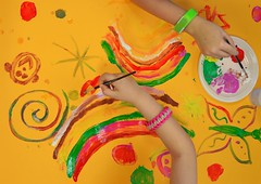 colours&fantasy (Nikuzza) Tags: bambini fantasia disegni colori arcobaleno pittura
