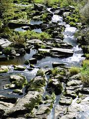 The Rocky Bed of River Murg 11 (M.J.Woerner) Tags: blackforest schwarzwald murgvalley murgtal gausbach forbach natur felsen wild ft5 valley schlucht ravine granit nature rock granite mountain wildbach beck torrent tal felsig erosion pebble kieselstein kiesel