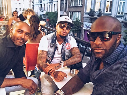 Family times x Drinks #Brussels #belgium