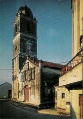Iglesia Mayor, Sancti Spiritus 80's (lezumbalaberenjena) Tags: vintage old viejo antiguo antiguas iglesia church sancti spiritus lezumbalaberenjena