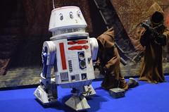 fix (coffeebucks) Tags: droid droids jawa tatooine starwars starwarscelebration starwarscelebrationeurope swce londonexcel londonexcelcentre starwarscelebration2016 starwars2016