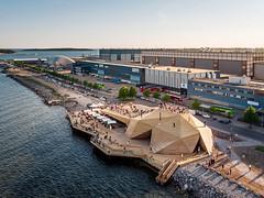 Ресторанно-банный комплекс Löyly в Хельсинки