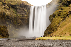 Skogafoss (judithmonclus) Tags: skogafoss iceland islandia cascada waterfall