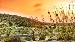 (Shoiab Safdar) Tags: pakistan sunset sky evening sand scenery sindh thar sence