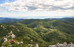 Forests of Risnjak (ir0ncevic) Tags: park summer mountain green nature forest spring nikon view hiking peak lodge hills national nikkor planinarenje veliki risnjak
