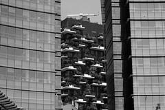 #Milano 2015 (Archineos) Tags: milano nuovamilano boscoverticale boeri piazzagaeaulenti architettura architecture archineos ugovillani bn bw monochrome skyscraper edificio biancoenero blackandwhite blancoynegro detail dettagli torreunicredit