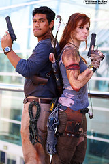 IMG_5012 (willdleeesq) Tags: comiccon comiccon2016 sdcc sdcc2016 sandiegocomiccon sandiegocomiccon2016 cosplay cosplayer cosplayers sandiegoconventioncenter laracroft nathandrake tombraider uncharted