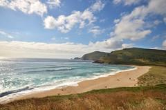 (David Fernndez Molina) Tags: finisterre fisterra galicia espaa spain europe naturaleza nature playa beach travel natural