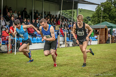 Athletes on the run (FotoFling Scotland) Tags: argyll event lochlomond roryanderson scotland highlandgames kylepotts luss lussgathering lusshighlandgames