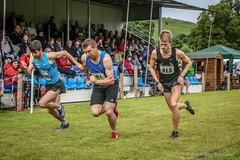 Athletes on the run (FotoFling Scotland) Tags: argyll event lochlomond roryanderson scotland highlandgames kylepotts luss lussgathering lusshighlandgames