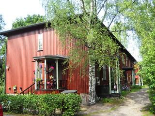 Puukäpylä Helsinki