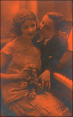 5037 AMN Fotocelere year 1925. Marca Mondiale Superfot 1087 Original Vintage Italian-German Photo  Romantic Glamour Postcard by Superfot Made in Italy Antikvarijat Mali Neboder (Morton1905) Tags: 5037 amn fotocelere marca mondiale fuperfot 1087 made italy antikvarijat mali neboder unknown place date year 1925 superfot original vintage italiangerman photo romantic glamour postcard by