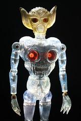 Invader Z (Takara 1970's) (Donald Deveau) Tags: invaderz takara vintagetoy japanesetoy sciencefiction kaiju henshincyborg actionfigure alien