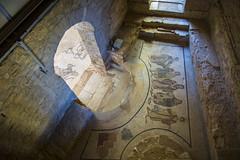 Villa Romana del Casale, Piazza Armerina, Sicily (VincenzoGuasta) Tags: sicilia sicily mosaics villa romana del casale lights piazza armerina