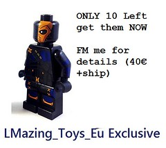 Important ONLY 10x left (lmazingtoys_eu) Tags: pad printed custom lego superheroes arrow