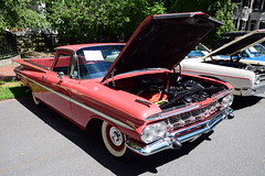2016 Salem Antique Car Show (mike01905) Tags: salemantiquecarshow carshow 1959 chevrolet elcamino chevy
