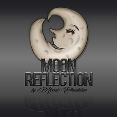 Moon Reflection - New watermakr and logo (Moonie Ghanduhar - Client List Closed) Tags: secondlife logo watermark moonreflection moonieghanduhar digitalart moon