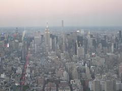 IMG_6834 (gundust) Tags: nyc ny usa september 2016 newyork newyorkcity manhattan architecture esb empirestatebuilding skyscraper wtc worldtradecenter 1wtc oneworldtradecenter som skidmoreowingsmerrill davidchilds oneworldobservatory spire stel glass observationdeck downtown