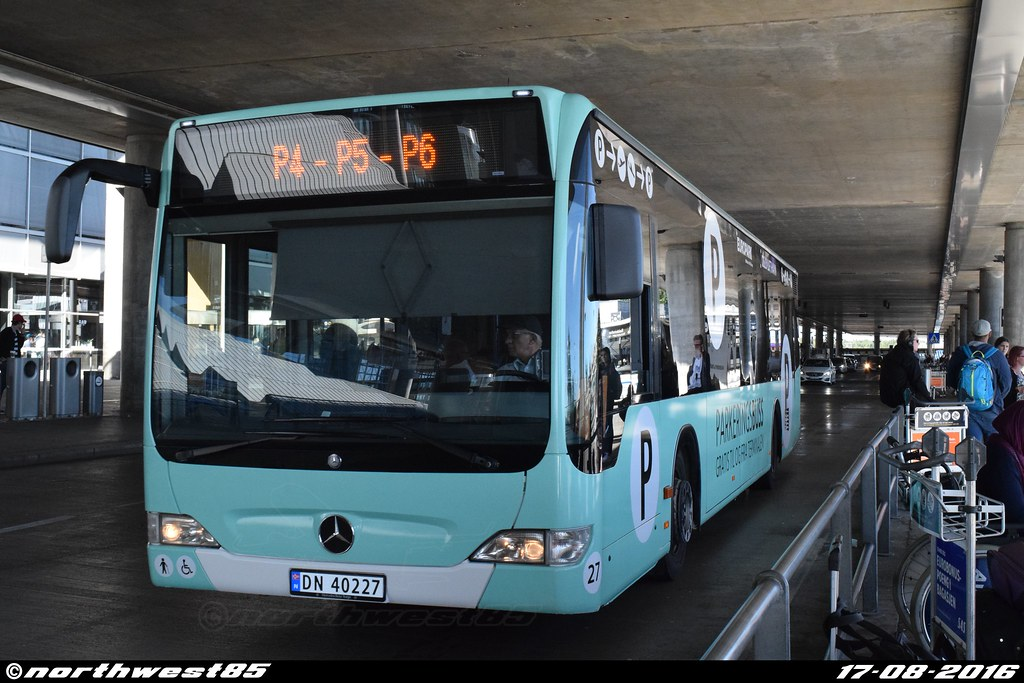 shuttle bus gardermoen
