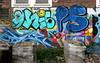 graffiti amsterdam (wojofoto) Tags: graffiti amsterdam nederland netherland holland wojofoto wolfgangjosten 2016 ndsm hi5 hifive ps