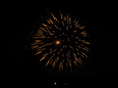 DSCN3005 (Yoru Tsukino) Tags: fireworks canada day 2016 night fire colorful colourful annual yearly