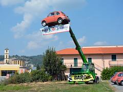 Fiat 500 L (Maurizio Boi) Tags: fiat 500 car auto voiture automobile coche veicolo old oldtimer classic vintage vecchio antique italy voituresanciennes worldcars