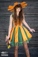 NyanCon 2015 (Snowgrimm) Tags: summer anime girl forest spring cosplay magic nintendo chick fairy link zelda baeuty tloz