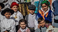 You make me smile (*+ ) Tags: street people toronto child groupshot