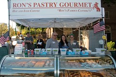 Food Vendor Ron's Pastry