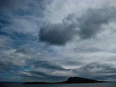 Nlsoy (Jan Egil Kristiansen) Tags: sea seascape clouds landscape island horizon faroeislands fk nlsoy img8034