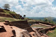 Sigiriya, Sri Lanka (Ian_Boys) Tags: fuji palace fujifilm srilanka fortress sigiriya x100t