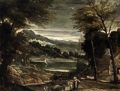 The Return from the Flight into Egypt (lluisribesmateu1969) Tags: 16thcentury privatecollection carracci