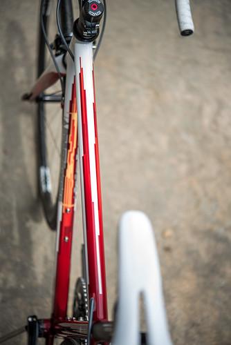 Bishop Bikes/Ben Falcon project bike