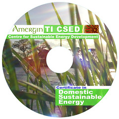 Amergin project (cd packaging design)- Domestic Sustainable Energy disc label (I-Man--10N) Tags: environment celtic irish iconography tipperary