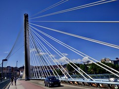 A ponte dos tirantes (4) (juantiagues) Tags: puente tirantes pontevedra