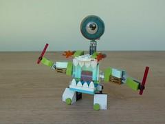 LEGO MIXELS SKRUBZ ROKIT MIX or MURP? Instructions Lego 41570 Lego 41527 (Totobricks) Tags: lego mixels skrubz rokit mix murp instructions legomixels series8 series4 medix orbitons lego41570 lego41527 41570 41527 howto build make totobricks