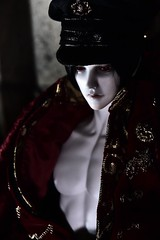 Fan art of Ringdoll Dracula (ringdoll) Tags: dracula resindoll doll abjd bjd ringdoll