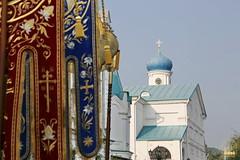 23. Meeting of the Svyatogorsk Icon of the Mother of God / Встреча Святогорской иконы в Лавре
