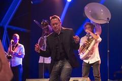 """Fermin Muguruza & New Orleans Basque Orkestra - Cruïlla Barcelona 2016 - Sábado - 7 - M63C4732 • <a style=""""font-size:0.8em;"""" href=""""http://www.flickr.com/photos/10290099@N07/28161524211/"""" target=""""_blank"""">View on Flickr</a>"""