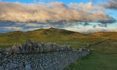 The Great Wall of Llandudno :-) (ashperkins) Tags: wall wales clouds landscape stonewall llandudno lowsun greatorme northwales bbcwalesnature ashperkins newwallwednesday canoneos750d