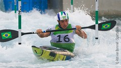 Pedro Gonalves (Canoagem Brasileira) Tags: complexo deodoro jogos olmpicos rio 2016 canoagem slalom cbca id 1103 felipe borges pedro gonalves rob van bommel