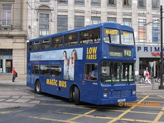 Stagecoach Manchester 13282 (F282 DRJ) (SelmerOrSelnec) Tags: bus mosleystreet manchester leyland magicbus olympian gmbuses northerncounties stagecoachmanchester f282drj