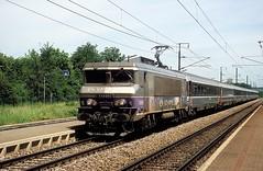 15065  Berchem  26.05.05 (w. + h. brutzer) Tags: berchem eisenbahn eisenbahnen train trains frankreich france railway elok eloks lokomotive locomotive zug 15000 sncf webru analog nikon