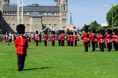 Changing Guard Ceremony (AncasterZ) Tags: ottawa parliamenthill canada guardchange