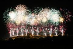 Carcassonne Bastille Day fireworks (www.JnyAroundTheWorld.com - Pictures & Travels) Tags: france aude midipyrnes occitanie carcassonne fireworks feudartifice 14juillet bastilleday 2016 canon night longexposure jnyaroundtheworld jenniferlavoura